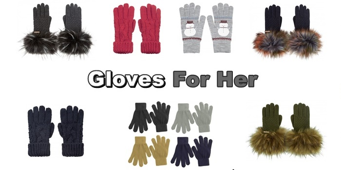 Gloves For Her
