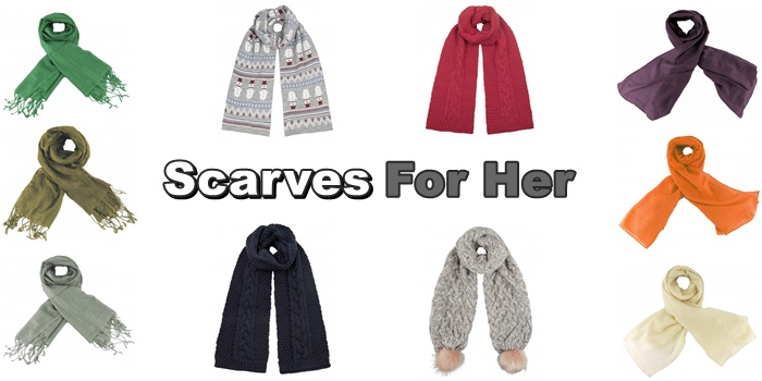 Scarves For Her